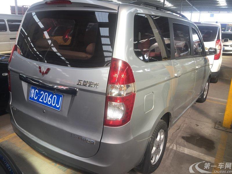 五菱宏光 6430M 2010款 1.4L 手动 8座 舒适型