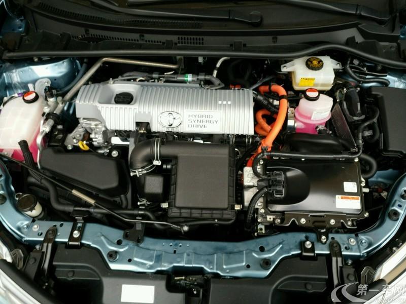 丰田卡罗拉 2016款 1.8L 自动 领先版 (国Ⅴ)
