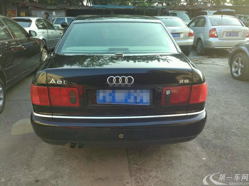 奥迪A8 [进口] 2003款 2.8L 自动 汽油