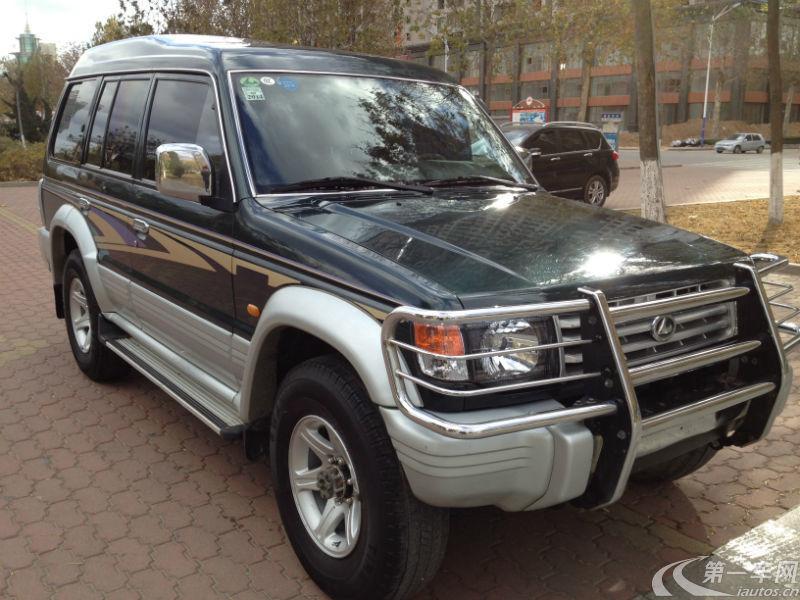 长丰黑金刚 2007款 2.4L 手动 后驱 豪华型 (国Ⅲ)