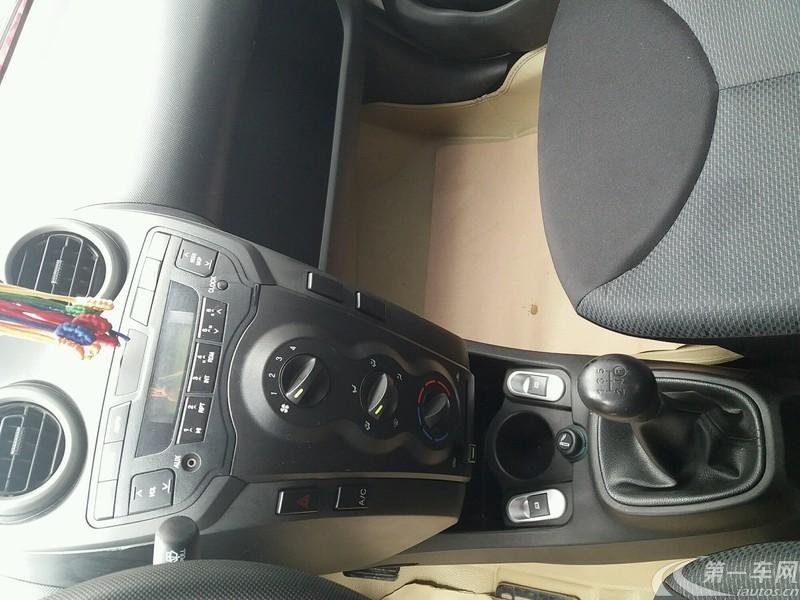 比亚迪F0 2012款 1.0L 手动 悦酷型 (国Ⅳ)