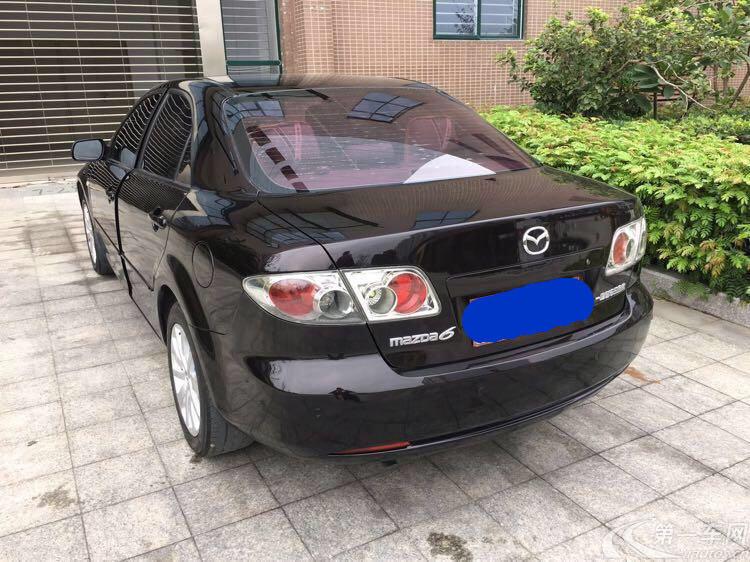 马自达6 2012款 2.0L 自动 超豪华型 (国Ⅳ)