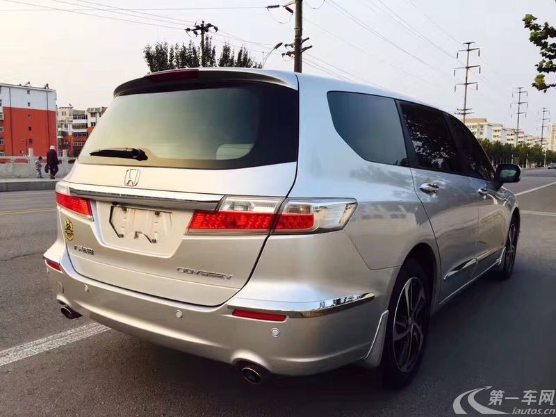 本田奥德赛 2013款 2.4L 自动 7座 豪华版 (国Ⅳ)