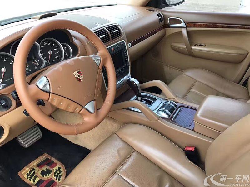 保时捷Cayenne [进口] 2004款 4.5L 手动 四驱 汽油 S豪华型