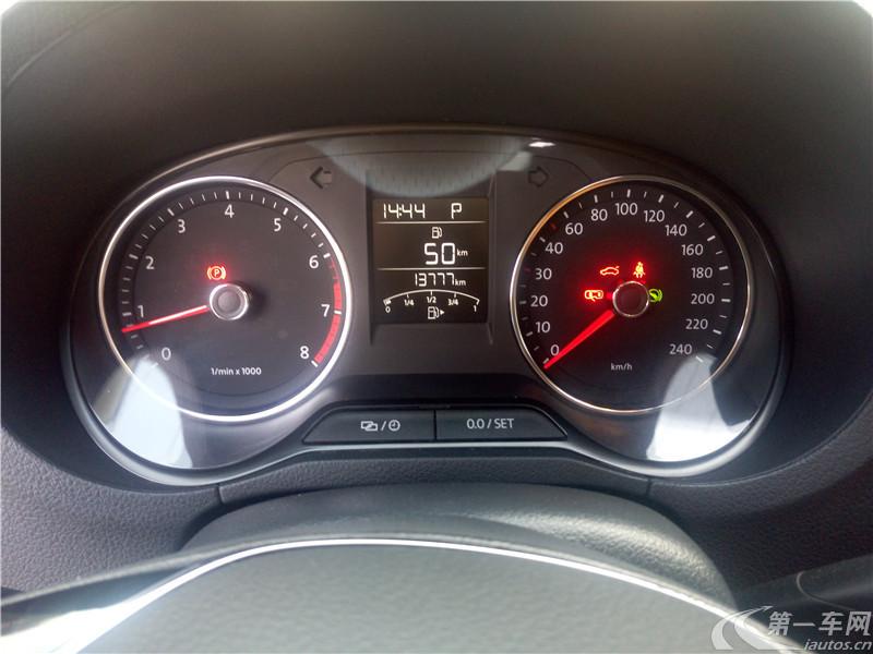 大众POLO Cross 2014款 1.6L 自动 汽油 (国Ⅴ)