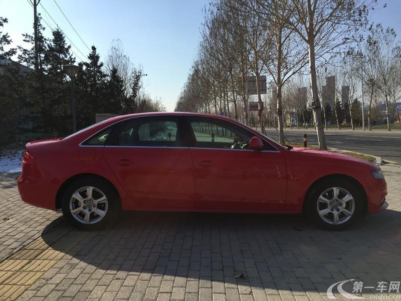 奥迪A4L 2009款 2.0T 自动 豪华型 (国Ⅳ)