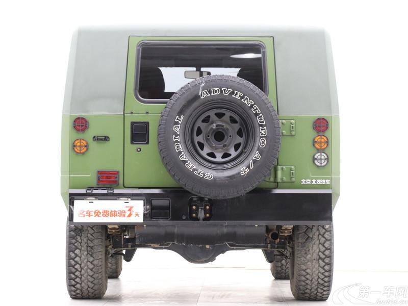 北汽制造勇士 2008款 2.7L 手动 四驱 (国Ⅳ)