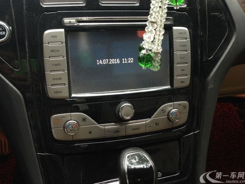 福特蒙迪欧 2010款 2.3L 自动 豪华型 (国Ⅳ)