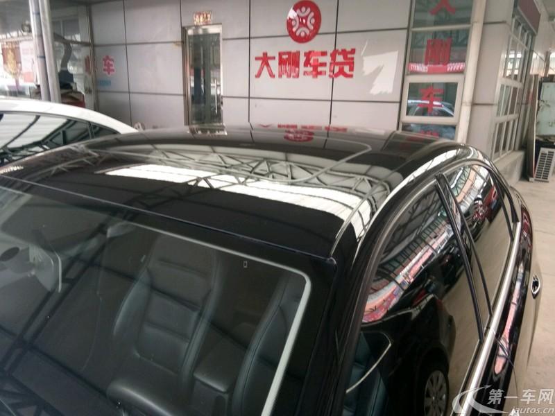大众速腾 2012款 1.4T 自动 豪华型 (国Ⅳ)