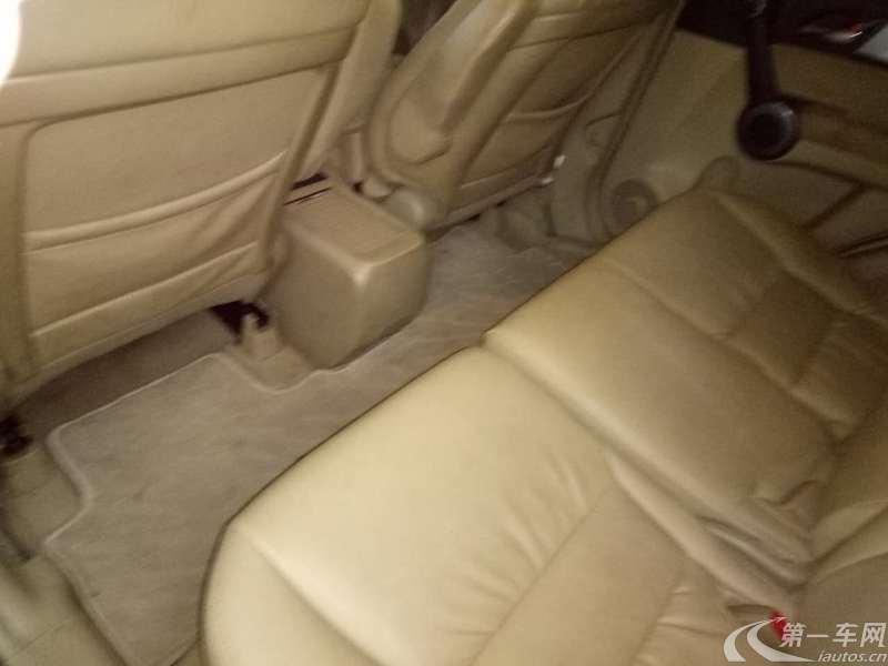 本田CR-V 2010款 2.0L 手动 前驱 都市型 (国Ⅳ)