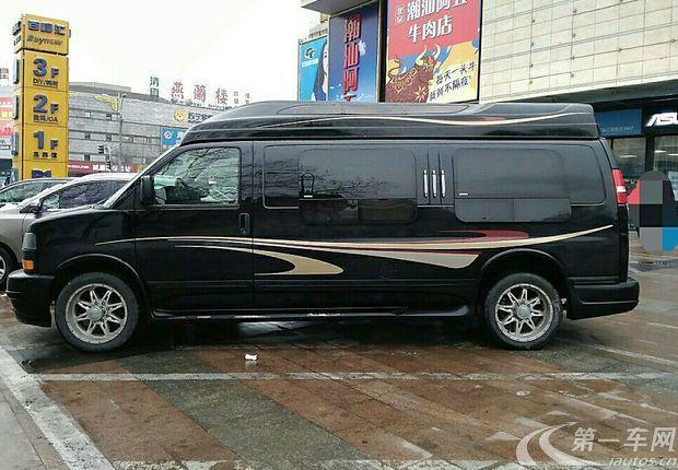 GMCSavana [进口] 2007款 5.3L 自动 7座 皇家级