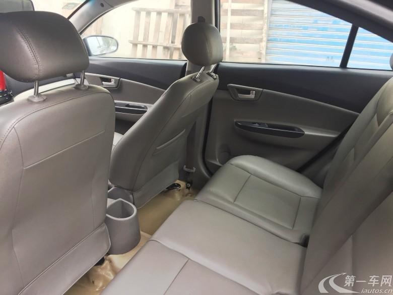 长安悦翔 2009款 1.5L 手动 舒适型 (国Ⅳ)