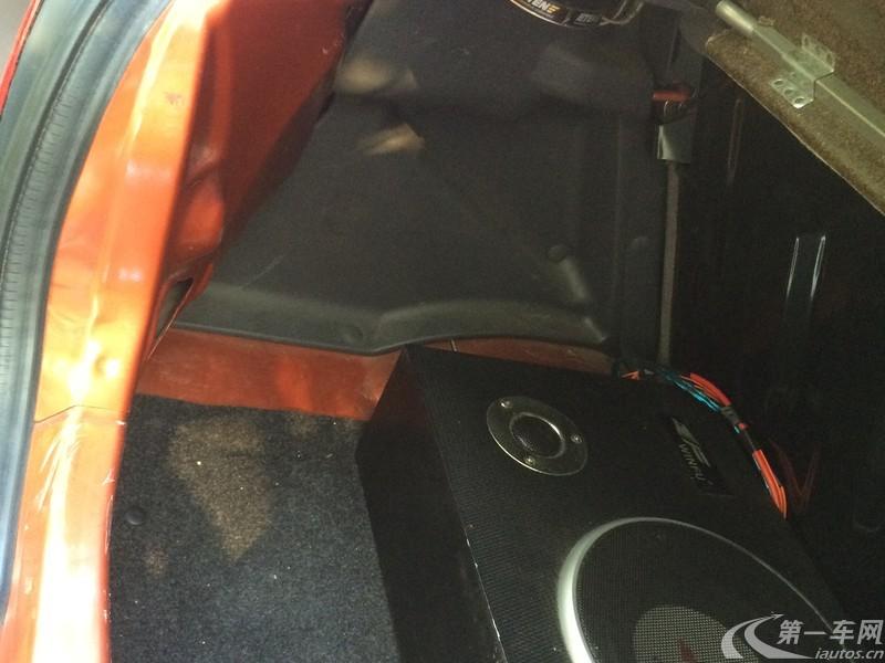 雪佛兰乐驰 2010款 1.0L 手动 活力型 (国Ⅳ)