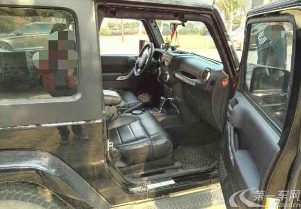 吉普牧马人 [进口] 2013款 3.6L 自动 四驱 Rubicon