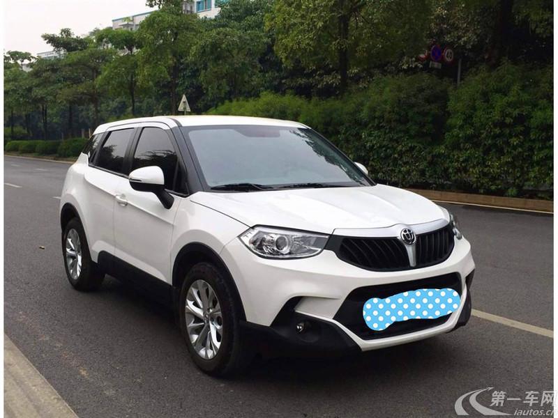 中华2016款 1.5L 手动 基本型 (国Ⅴ)