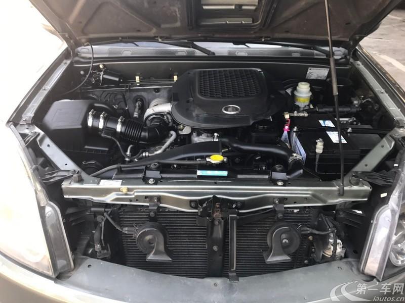 长城哈弗H3 2008款 2.5T 手动 后驱 超豪华型 (国Ⅲ带OBD)