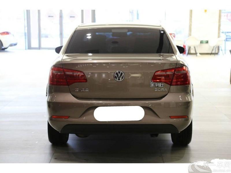 大众宝来 2014款 1.6L 自动 4门5座三厢车 舒适型 (国Ⅳ)
