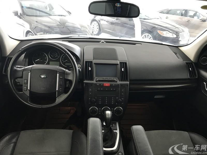 路虎神行者 [进口] 2012款 2.2T 自动 四驱 柴油 SE