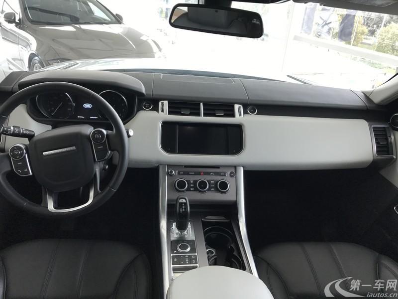路虎揽胜运动版 [进口] 2016款 2.0T 自动 四驱 HSE
