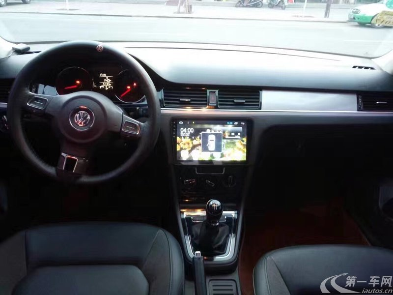 大众宝来 2015款 1.6L 手动 4门5座三厢车 质惠版舒适型 (国Ⅳ)