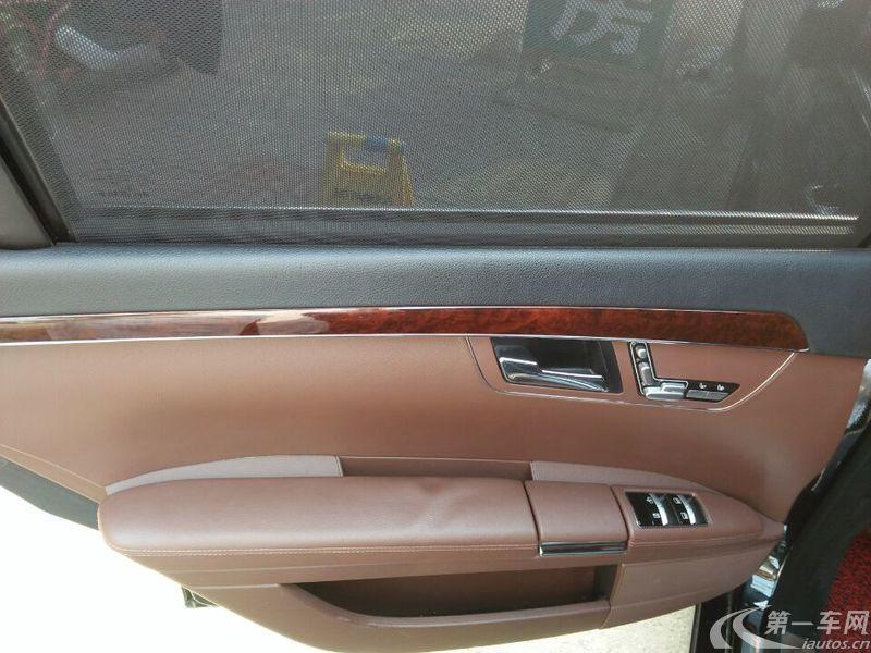 巴博斯S级 [进口] 2011款 3.5L 自动