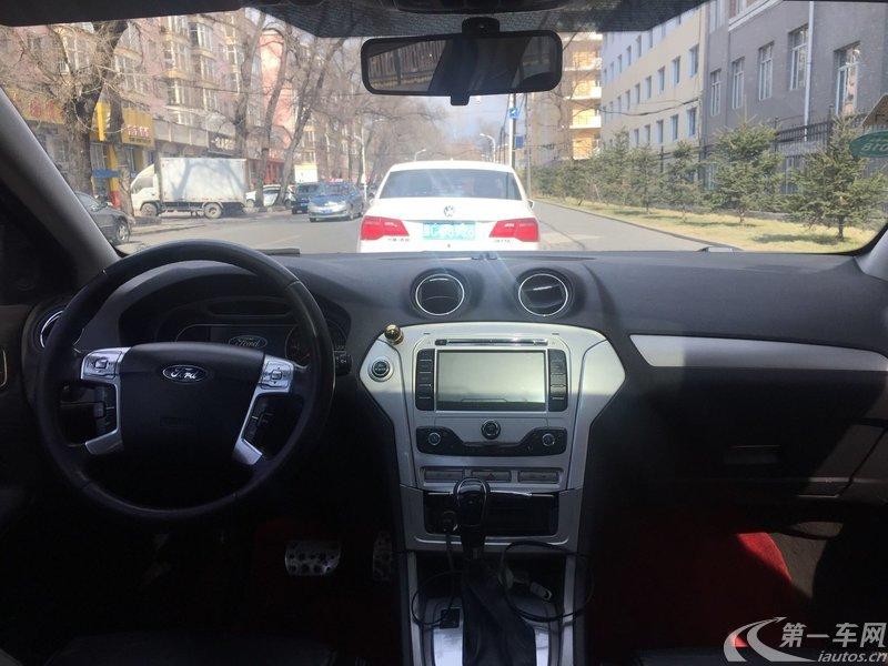福特蒙迪欧 2008款 2.3L 自动 豪华型 (国Ⅳ)