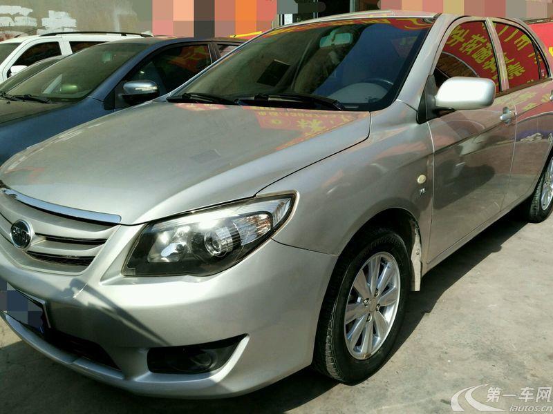 比亚迪L3 2012款 1.5L 手动 尊贵型 (国Ⅳ)