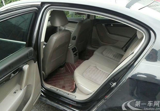 大众迈腾 2012款 2.0T 自动 汽油 豪华型 (国Ⅳ)
