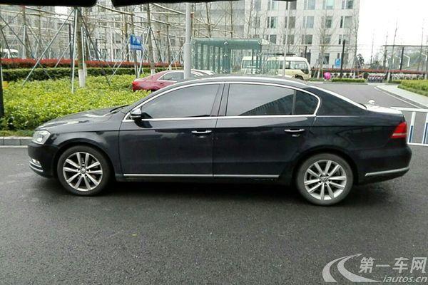 大众2012款 2.0T 自动 汽油 豪华型 (国Ⅳ)