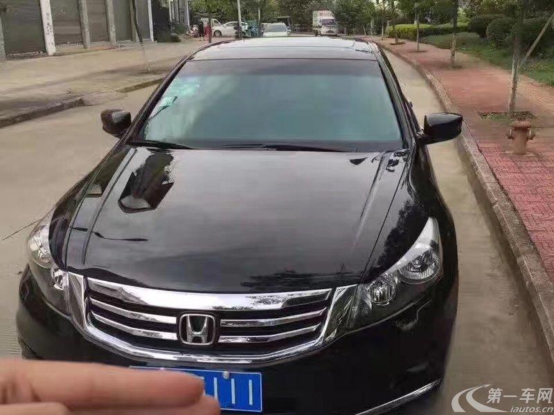 本田雅阁 2013款 2.0L 自动 PE (国Ⅳ)