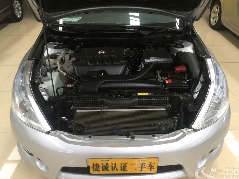 日产天籁 2010款 2.0L 自动 XL-NAVI智尚版 (国Ⅳ)