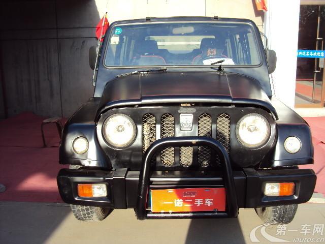 北汽制造战旗 2010款 2.0L 手动 四驱 加长加宽硬顶型 (国Ⅳ)