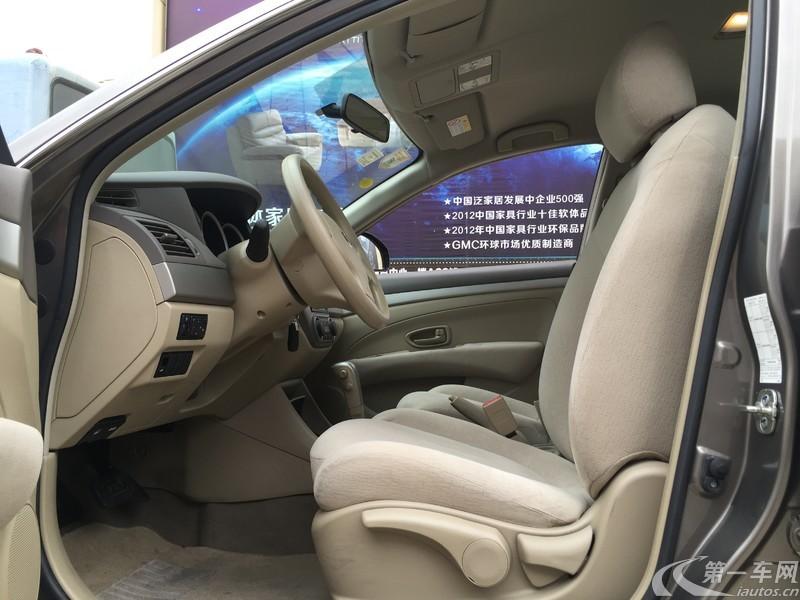 日产轩逸 2012款 1.6L 自动 XE舒适版经典款 (国Ⅴ)