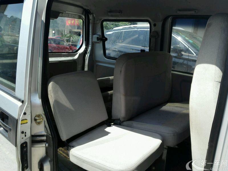 开瑞优优 2012款 1.0L 手动 8座 舒适型 (国Ⅳ)