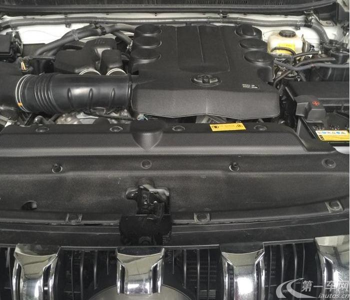 丰田普拉多 [进口] 2013款 2.7L 自动 四驱 中东版平行进口