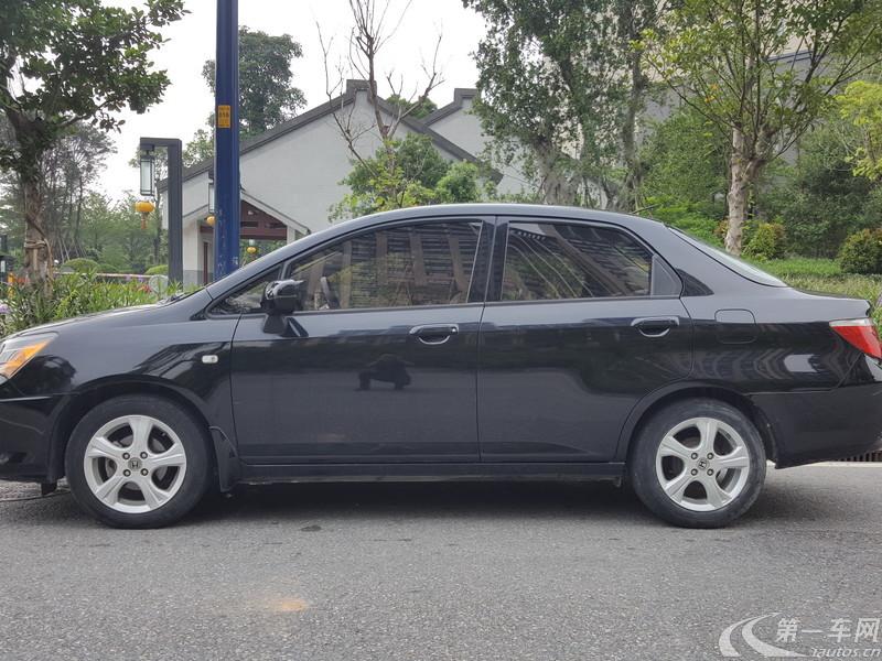 理念S1 2012款 1.3L 自动 舒适版 (国Ⅳ)