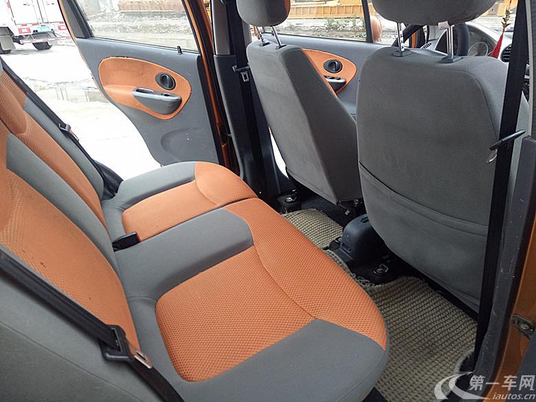 雪佛兰乐驰 2009款 1.2L 手动 时尚型 (国Ⅳ)