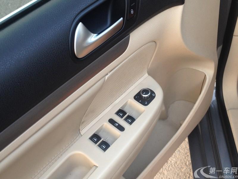 大众速腾 2011款 1.6L 自动 舒适型 (国Ⅳ)