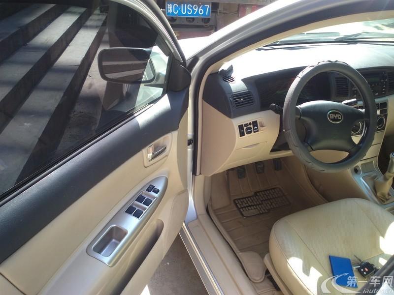 比亚迪F3R 时尚11版 2011款 1.5L 手动 精英型 (国Ⅳ)