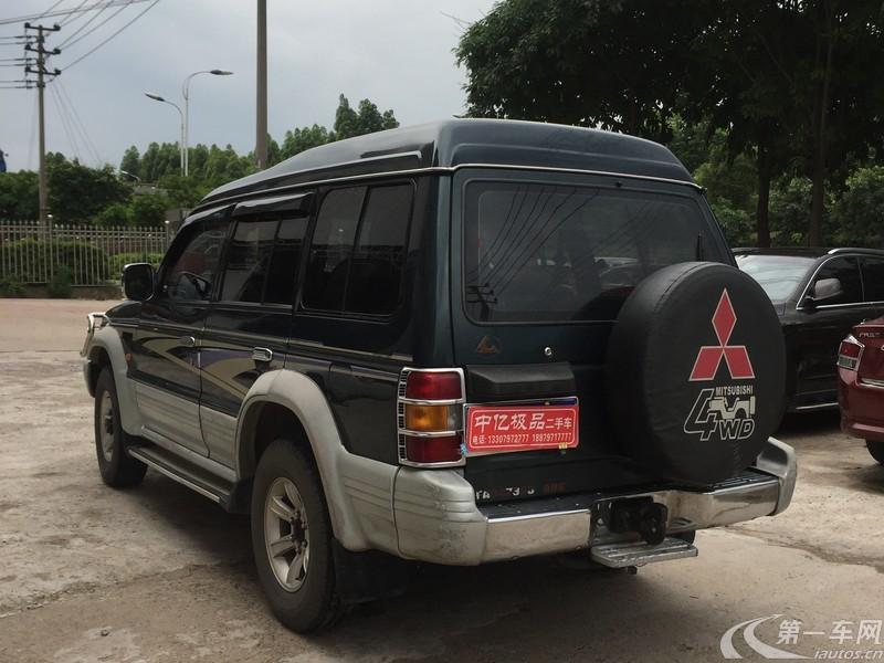 长丰奇兵 2008款 2.2L 手动 四驱 (国Ⅲ带OBD)