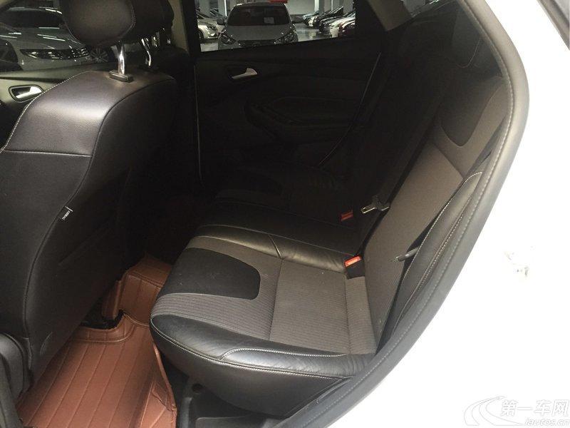 福特福克斯 2015款 1.6L 自动 5门5座两厢车 风尚型 (国Ⅴ)