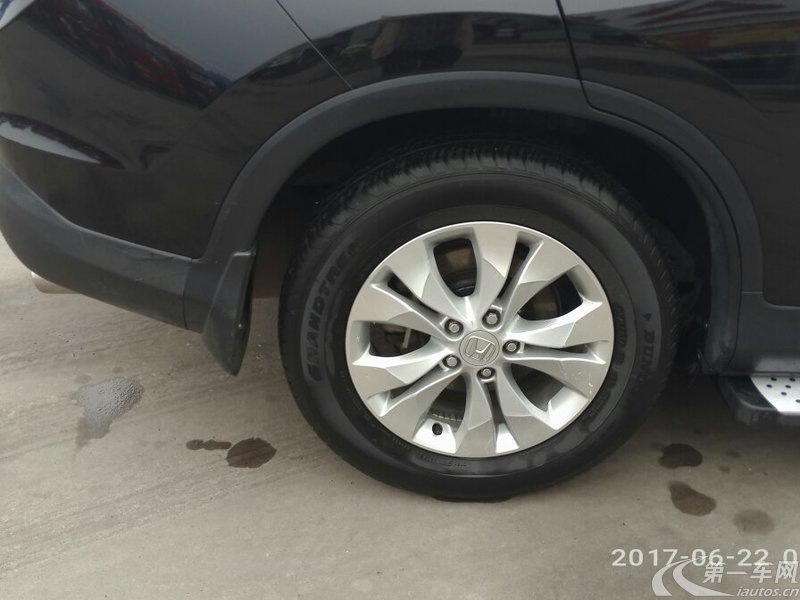 本田CR-V 2012款 2.4L 自动 四驱 豪华型 (国Ⅳ)