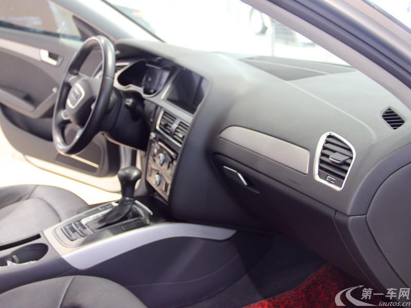 奥迪A4L 2013款 1.8T 自动 舒适型 (国Ⅳ)