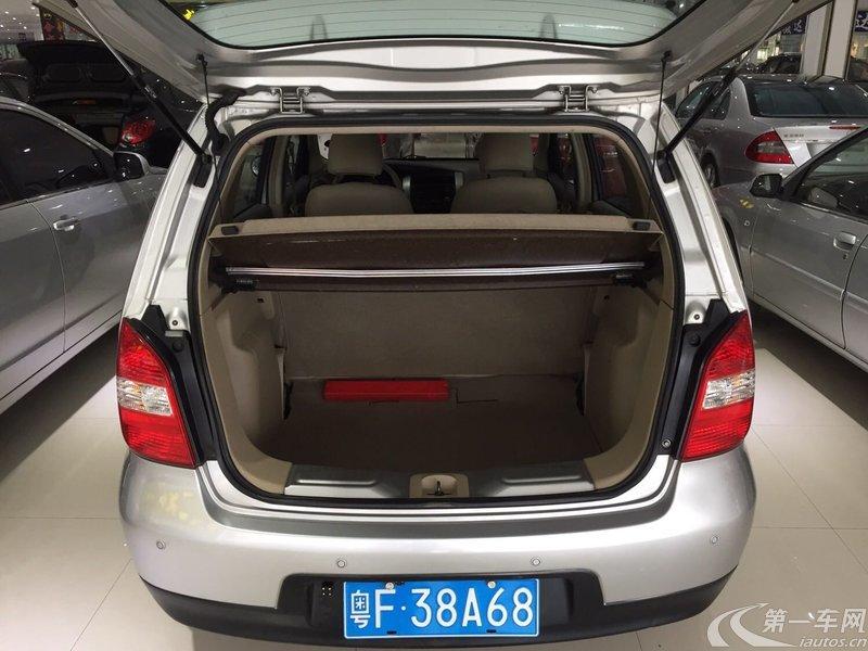 日产骊威 2007款 1.6L 自动 G多能型 (国Ⅲ)