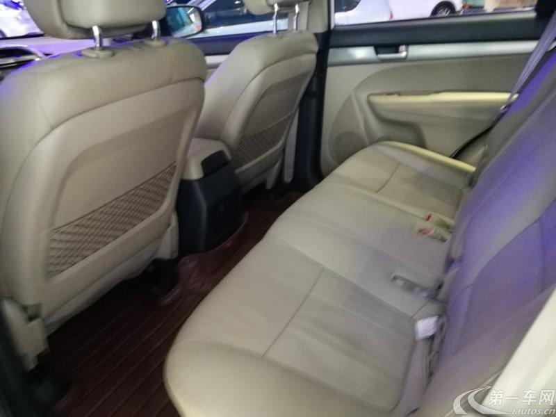 起亚索兰托 [进口] 2013款 2.4L 自动 四驱 至尊版