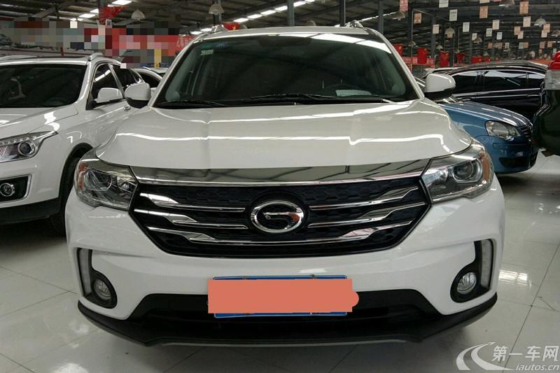 传祺GS5 2015款 2.0L 自动 前驱 精英版 (国Ⅳ)