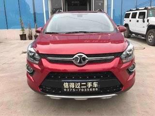 北京汽车绅宝X25 1.5L 自动 豪华版