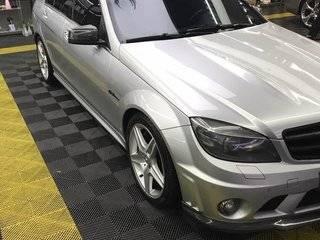 奔驰AMG-C级 C63 6.2L 自动 动感型增强版