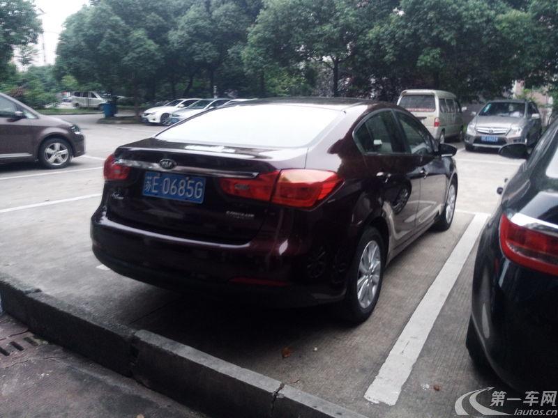 起亚K3 2013款 1.6L 自动 DLX (国Ⅳ)