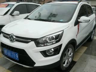 北京汽车绅宝X25 1.5L 手动 标准版